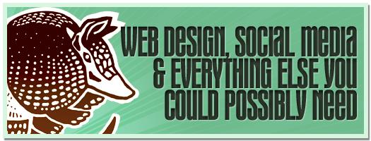 Calgary Web Design - What Does Armadillo Do?