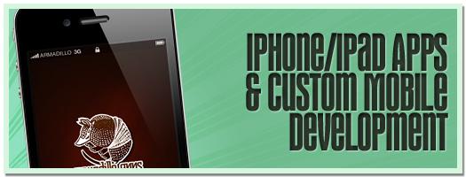 Calgary Web Design - iPhone Development