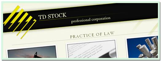 TDStock.com Redesign - 2011