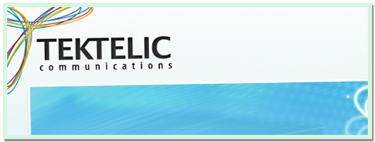 TEKTELIC Redesign - 2012