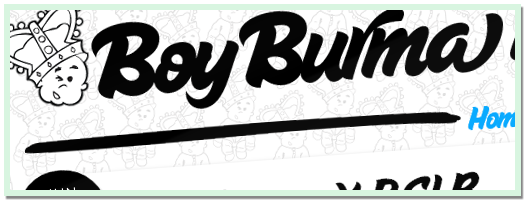 Boy Burma | The King of All Tees