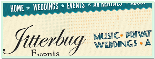 JitterBug Events - Header