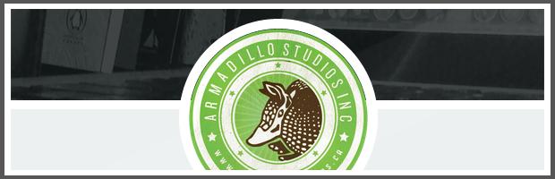 Armadillo Studios Redesign v.3